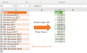 Data Transformation With Power Query Wmfexcel