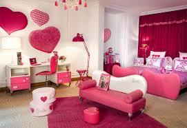 Bedroom Tween Bedroom Furniture Design With Pink Bed Frame And