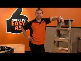 how to build a ladder shelf mitre 10 easy as