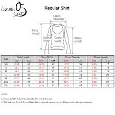 Polo Size Chart Women S Us 15 97 Lanmaocat Men Women Printing Polo Shirts Customized Printing Short Sleeve Shirts Plus Sizes Polo Shirt Free Shipping In Polo From Mens