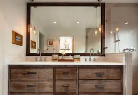 Large Rustic Bathroom Vanities Top Bathroom Ideas Rustic
