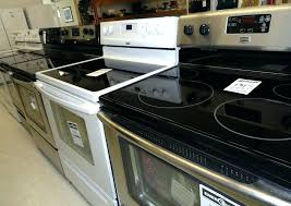cleaning glass top stoves glass top stove replacement full size of how to clean black glass