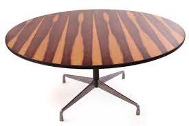 charles ray eames for herman miller 60 rosewood dining table charles ray furniture