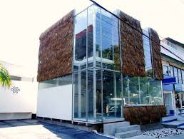 glass facade design office building. Architecture Glass Facade Design Office Building F