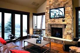 photos of tv mounted over fireplace stone fireplace with mount mounting above fireplace mounting flat screen