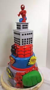 Superhero Cake Design Super Hero Cake Design Cakecentral Com