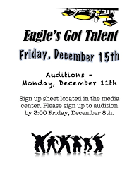 Eagles Got Talent Ohio County Middle School