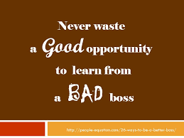 Bad Leadership Quotes Impressive Here's What Bad Bosses Say Quality Service Marketing