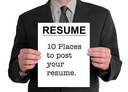post a resume. The 10 Best Sites to Post Your Resume Online CareerCloud