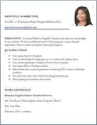 Format Of Teacher Resume New Resume Format For Fresher Teachers Resume Format For Freshers Job