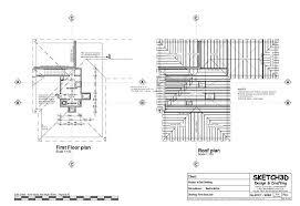 new self build bungalow loft floor plan