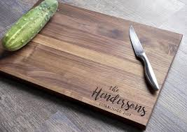 Personalized Cutting Board - Engraved Cutting Board, Custom Cutting Board,  Wedding Gift, Housewarming ...