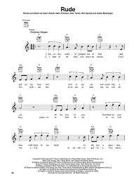 Chart Hits Of 2014 2015 For Ukulele Presto Sheet Music