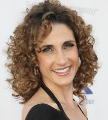 Curly Hair Over 50 Hairstyle Fo Women Man