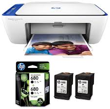 Drivers to easily install printer and scanner. Hp Deskjet Wireless Ink Advantage 2676 All In One Printer Hp 680 Black Ink Cartridges Twin Pack X4e79aa Amazon In Computers Accessories