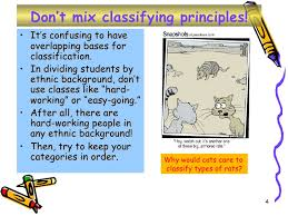 classification essay writing  4 don t mix classifying