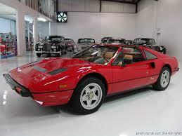 En septembre, au salon de l'i.a.a. 1985 Ferrari 308 Gts Quattrovalvole Only 1 969 Actual Miles Daniel Schmitt Co Classic Car Gallery