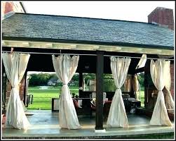 delectable outdoor curtains for patio canada full size of canvas drop cloth curtains for pergolas outdoor