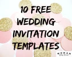 diy wedding invitations our favorite free templates Editable Wedding Invitation Templates Free 10 free wedding invitation templates editable wedding invitation templates free