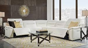 white leather furniture.  White Shop Now Sofia Vergara Gallia White Leather  Inside Furniture E