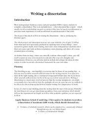 Methodology For Dissertation