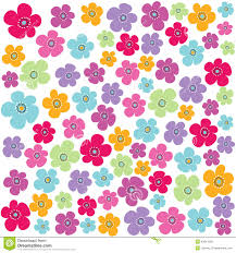 Floral Pattern Wallpaper Magnificent Inspiration Design