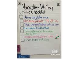 Personal Narratives Lessons Tes Teach