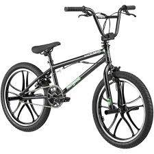 20 mongoose mode 270 mag boys freestyle bike black walmart com