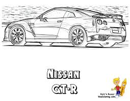 Free Coloring Pages Cars Uncategorized Vocal R