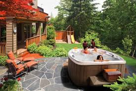 gorgeous modern wooden chair front view fireplace creative in tub stone backyard hot tubs ideas on diy hottub wood tub jpg view