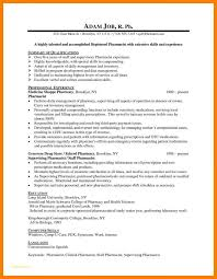 Pharmacist Resume Pdf With Pharmacy Assistant Resume Sample 11