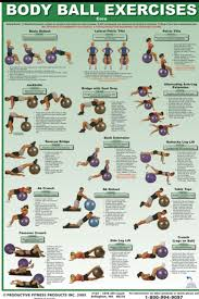 ball exercises core workout using a yoga ball these are great simple exercises to try at home