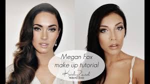 megan fox make up tutorial you