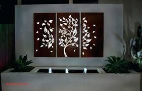 outdoor tropical wall art tropical metal outdoor wall art nice how to decorate using tropical outdoor