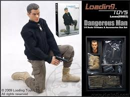 Loading toys dangerous man