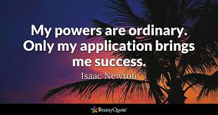Isaac Newton Quotes BrainyQuote Gorgeous Godparents Love Quote In English