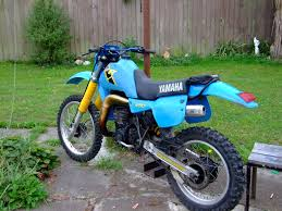 yamaha it. 1983 yamaha it 490 motorcycle photo it