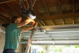 new garage door opener installation and replacement