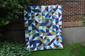 100 Days – Week of Color – Featured Quilt 3 | The Modern Quilt Guild & Half ... Adamdwight.com