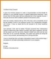 re mendation letter for phd sample re mendation letter for graduate school2