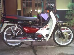 gambar modifikasi motor honda grand