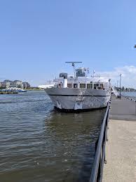 De Amsterdam Flussinspektor