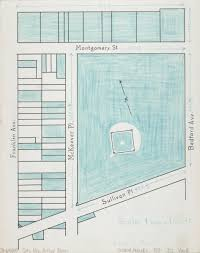 Ebbets Field Seating Chart Baseball Stadiums And Maps New York City Worlds Revealed