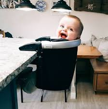 an award winning clip on high chair that s named after a crustacean