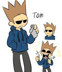 Tom from eddsworld is here and ready to funk not you see him just sitting over on a bench looking sad so you want to cheer him up in rap so you go up to him and you say want to sing with me so. Ew Tom By Cooga01 On Deviantart