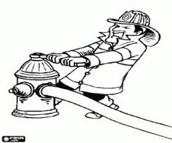 Small Picture Firemen coloring pages printable games