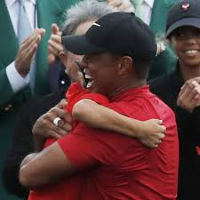 She is the daughter of tiger woods, the famous golf player alexis is passionate about soccer as stated by her father tiger in an interview with golf.com. Tiger Woods Son Charlie And Daughter Sam Give Him Sweetest Masters Gift Ever