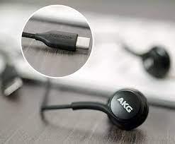 Tai nghe AKG Type C cho Galaxy Note 20 chính hãng