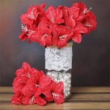 Tableclothsfactory 72 <b>pcs Artificial Ranunculus</b> Flowers for Wedding ...