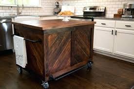 freestanding kitchen island design rustic cart solid wood freestanding kitchen island design rustic cart solid wood